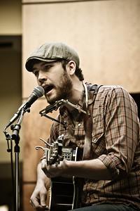 Corey Crowder. Hear his music at http://coreycrowder.net/