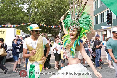 Subsdance Samba Parade
