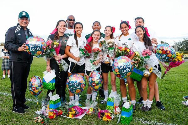 Saint Brendan Girl's Soccer