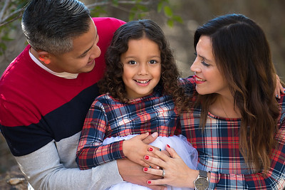 Vinciguerra Barrera Family 2018