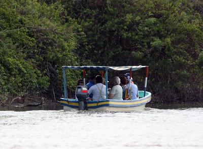 Birding Boat Tour