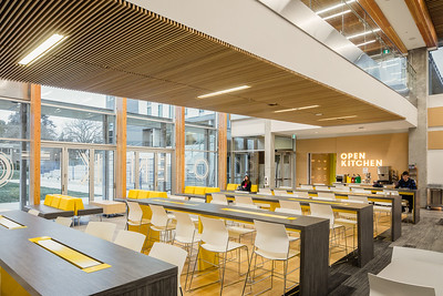 AWARD OF EXCELLENCE - FOOD AND BEVERAGE - ORCHARD COMMON OPEN KITCHEN