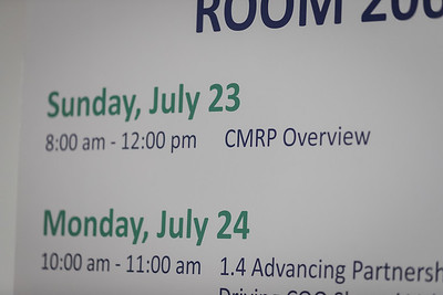 CMRP Overview
