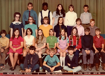 West Berrien School - Various Years