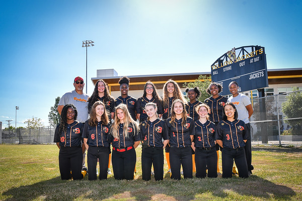 Berkeley Yellow Jackets 2018 FP Softball varsity