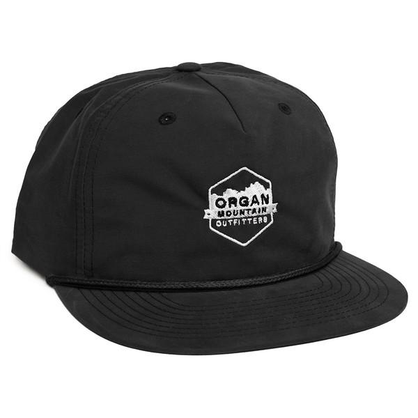 Outdoor Apparel - Organ Mountain Outfitters - Hat - Vintage Snapback - Black.jpg