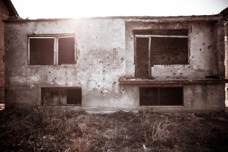 Scares of Vukovar, Vukovar (Croatia)