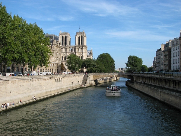 Paris & Barcelona 2006