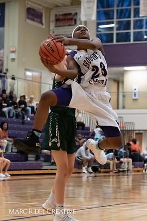 Broughton basketball vs Cardinal Gibbons. February 8, 2019. 750_4751