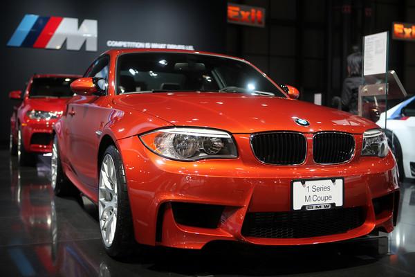 BMW - 2011 NYIAS