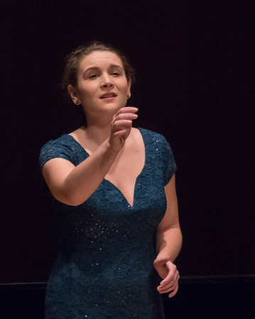 UConn Voice Area Columbo Honor Recital Fal 2018