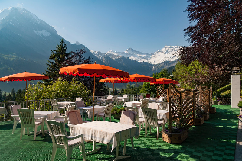 Hotel Terrace, Adelboden