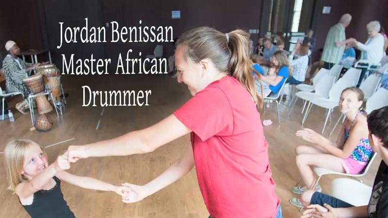 African drumming at LPL.m4v