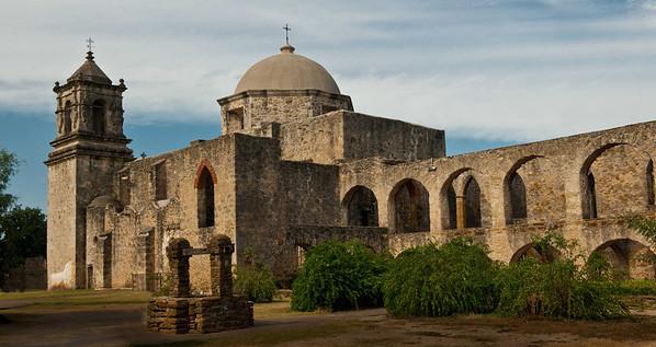 Frank Haley - San Antonio Missions, Circa 1736
