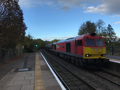 New Malden to South Wales (19-10-2016)