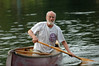 Friend canoeing on MacGregor Lake in Quebec. (Not for Sale - no model release)<br /> © Rob Huntley
