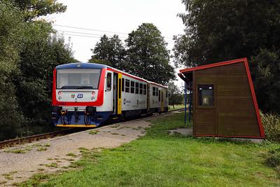 CD Class 814 / 914