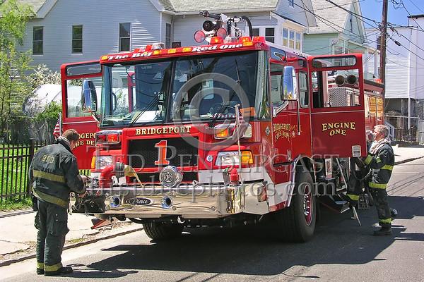 Bridgeport CT Apparatus - April 2006