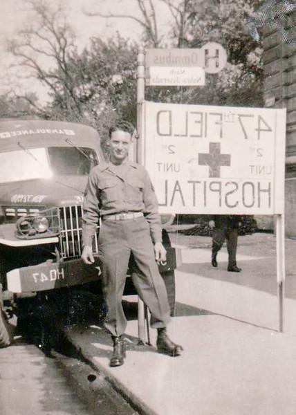 May 1945 Germany