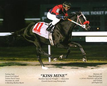 KISS MINE - 12/20/2008