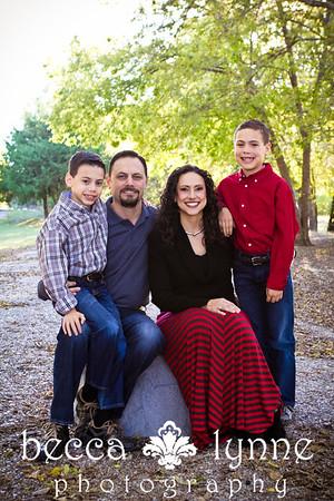 november 2014 family portraits