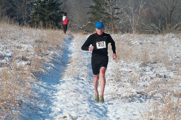 Gail's Trail Run 2009