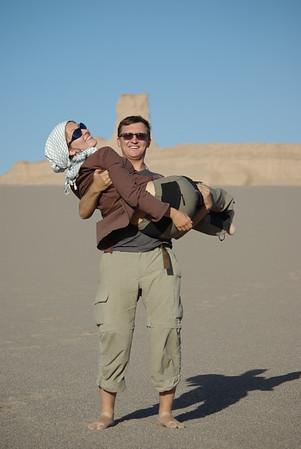 20100605 Kerman i zamki z piasku
