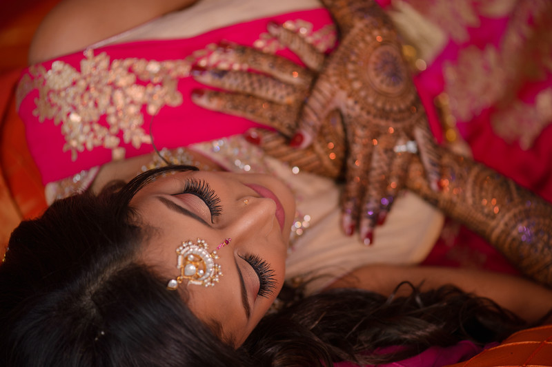 Kunal and Dimple Wedding - Day 1