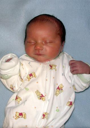 Samuel - Under 1 Year