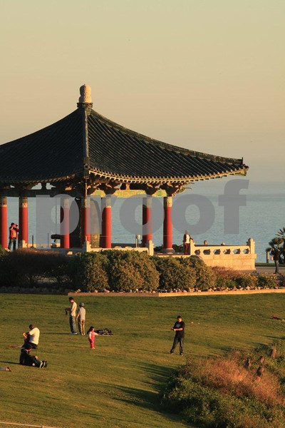 San Pedro, Korean Friendship Bell, California