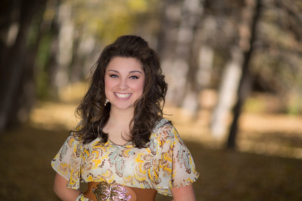 Senior Portraits - Alyssia J.