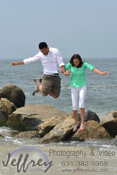 Elana & Mike - Long Beach - June 17, 2014