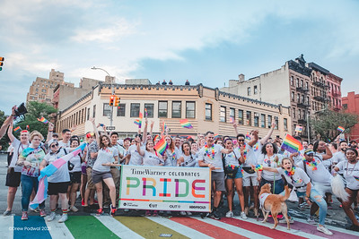 NYC Pride Parade 2018 - Time Warner HBO