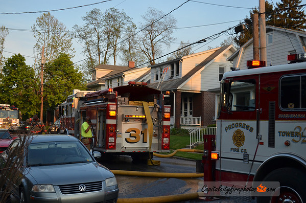 4/20/12 - Susquehanna Township, PA - Boas St