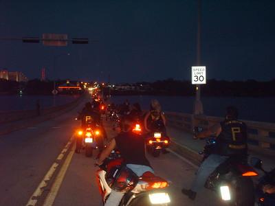 Biketoberfest, Daytona Beach
