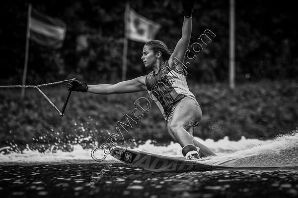 2015 - Dana Reed Memorial slalom tournament at Trophy Lakes