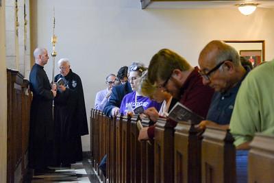 Good Friday at Sacred Heart 4-14-17