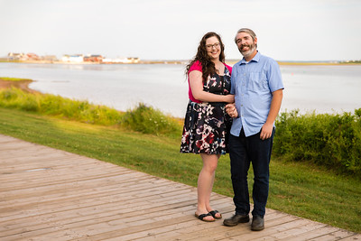 Mareeka & Alfred Engaged