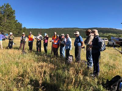 2019 Comanche Creek Volunteer Weekend