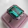 11.77ct Tourmaline Halo Ring by Leon Mege, AGL Cert 15