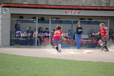 St. Clair V Girls Softball Ag. CrosLex
