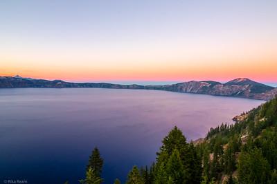 Crater Lake'16