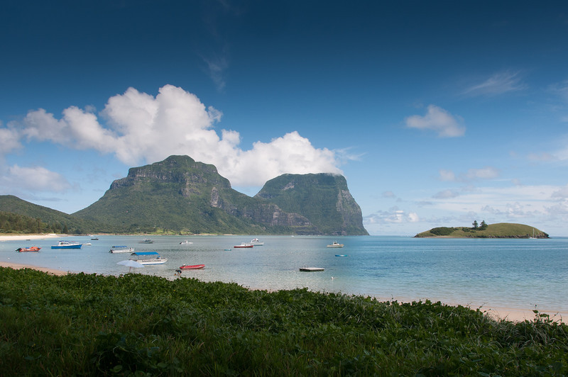 Seascape - Lord Howe Island