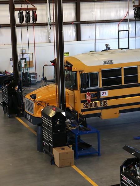 GCCISD Transportation Center