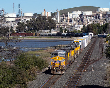 Union Pacific in the Bay Area