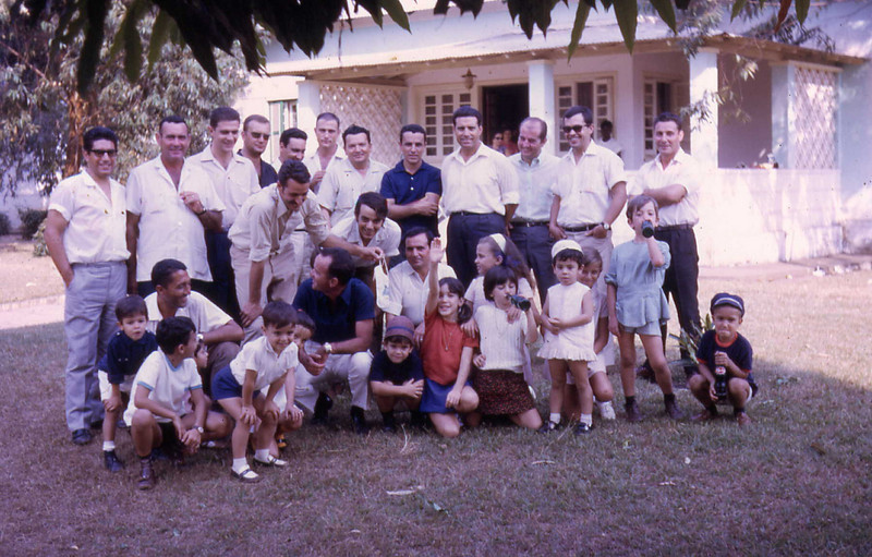 Teodósio, Alho, enf Carmo, Mario Ribeiro, Lopes, Alvaro Pereira, ...