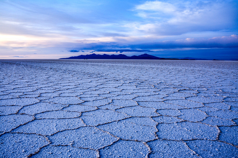 The Salar at Sunrise