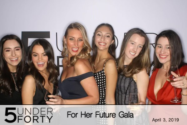 5 Under Forty 2019 Gala
