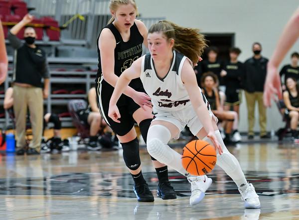 21_1_12 Pottsville @ Morrilton  Jr-Sr Girls Basketball