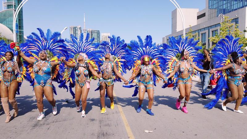 2019 Toronto Caribbean Carnival Grand Parade